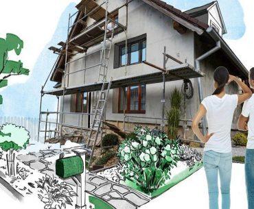 Conseils pour réussir le ravalement de façade de votre maison