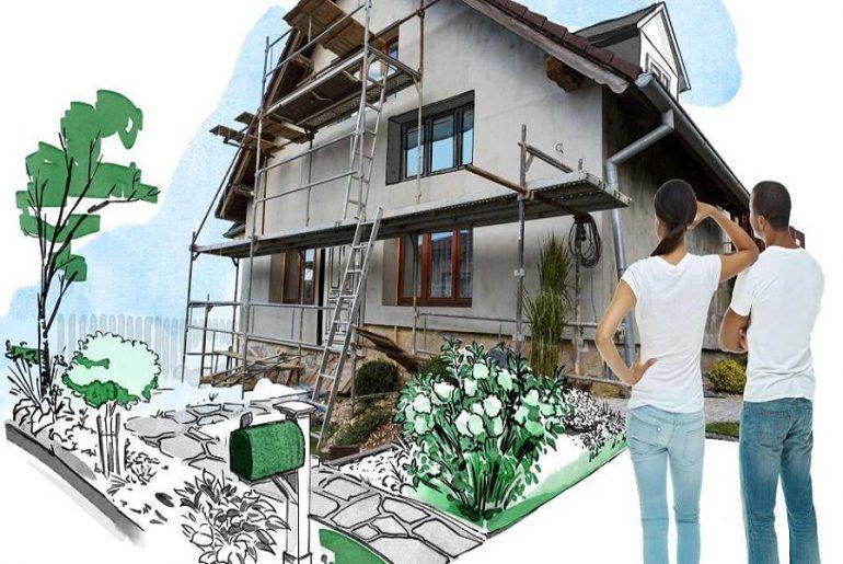 Ravalement de façade: conseils pratiques pour réussir votre projet