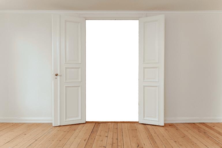 Comment sécuriser une porte d'entrée simple ?