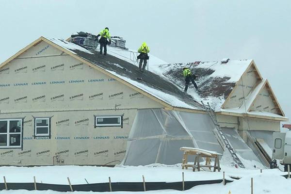 Comment préparer la toiture de sa maison avant l'arrivée de l'hiver ?